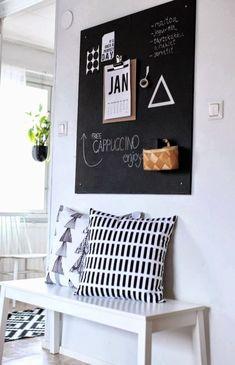 Keep it simple -black & white - BLOG ARREDAMENTO