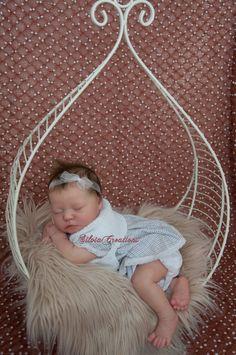 Reborn by SilviaCreations Silicone Reborn Babies, Silicone Baby Dolls, Real Life Baby Dolls, Realistic Baby Dolls, Lifelike Dolls, Newborn Baby Dolls, Dream Baby, Living Dolls, Pretty Baby