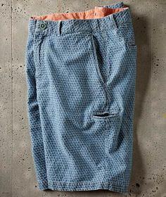 Effortlessly Cool Men's Shorts - Breakwater Shorts - Carbon2Cobalt