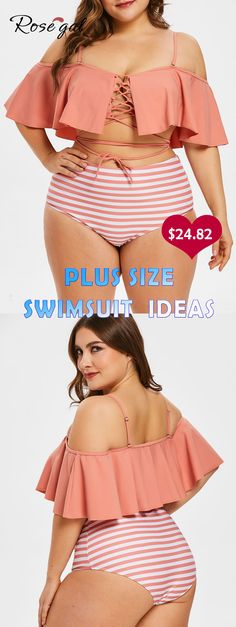 c86d294961af8 228 Best Rosegal plus size swimsuit images in 2019 | Plus size ...
