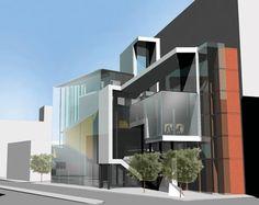dance buildings architecture performance - Google Search