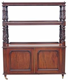 Victorian carved buffet serving table - The Hoarde Table Furniture, Antique Furniture, Home Furniture, Antiques Online, Selling Antiques, Serving Table, Good Dates, House Numbers, Decorative Items
