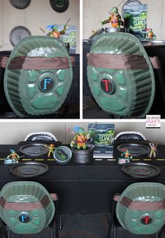teenage mutant ninja turtles parties | Teenage Mutant Ninja Turtle Parties Are Making a Comeback!
