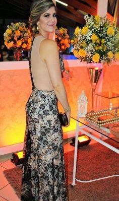 Look madrinha de casamento: Vestido Nakisska Curitiba. Mais detalhes de make e hair no blog! www.sabrinadalmolin.com