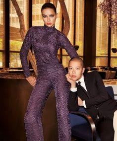 PHOTO: Adriana Lima in new fashion campaign of Jason Wu!!!