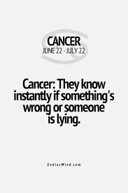 zodiacmind: Amazing Zodiac Facts Here I'm cancer :) Cancer Zodiac Facts, Cancer Horoscope, Cancer Quotes, Gemini And Cancer, Cancer Moon, Zodiac Mind, My Zodiac Sign, Zodiac Quotes, Just In Case