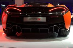 McLaren 570S Reveal back full