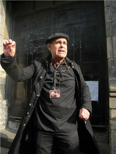 The greatest tourguide in Edinburgh!!!!