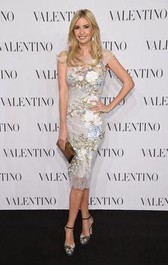Ivanka Trump attends the Valentino Sala Bianca 945 Event on December 10, 2014 in New York City.
