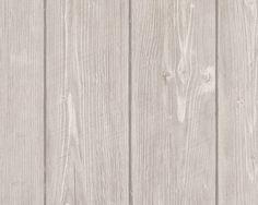 Tapete Vlies Holz grau AS Creation 8968-27