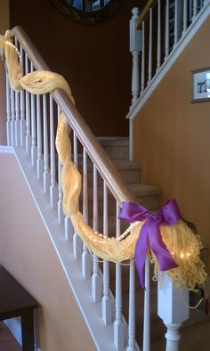 Rapunzel Tangled Glowing Hair 10' long With by RecessionHome, $35.99