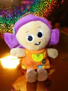 "Disney Store Pixar Toy Story 3 Plush Girl Dolly 8"" Bean Bag Stuffed Animal - HTF #Disneyplush #toystory3 #pixarplush #dolly"