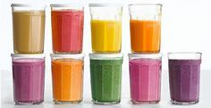 30 Days of Juice Recipes