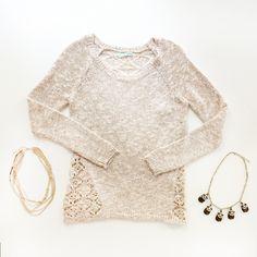 Wish to wear: cozy sweaters