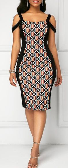 Latest Ankara Styles For Your Latest African Fashion 2018 - African Fashion Dresses Short African Dresses, Latest African Fashion Dresses, African Print Dresses, African Print Fashion, Africa Fashion, Women's Fashion Dresses, Fashion 2018, Ankara Fashion, African Prints
