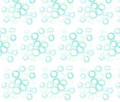 Crystalize fabric by majoranthegeek on Spoonflower - custom fabric