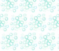 Crystalize fabric by majoranthegeek on Spoonflower - custom fabric
