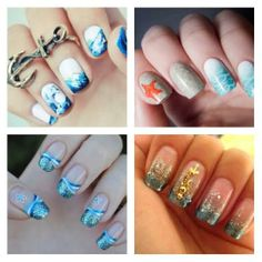 The Under sea nails!