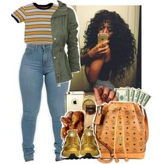A fashion look from May 2016 featuring NIKE shoes, MCM shoulder bags and Rolex watches. Browse and shop related looks. Nike Free 4.0, Nike Free Shoes, Nike Shoes Outlet, Dope Outfits, Fall Outfits, Casual Outfits, Fashionable Outfits, Summer Outfits, Teen Fashion