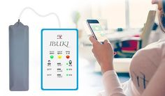 家族の睡眠を見守る——呼吸をモニターする睡眠センサー「IBUKI」