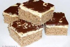 Zakázaná buchta - Recepty.cz - On-line kuchařka Czech Recipes, Ethnic Recipes, Eastern European Recipes, Pavlova, Sweet Recipes, Tiramisu, Ale, Sweet Tooth, Food And Drink