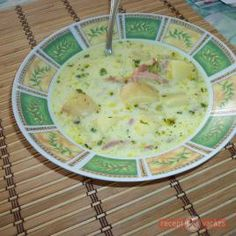 Parasztleves Cheeseburger Chowder, Potato Salad, Soup, Potatoes, Ethnic Recipes, Potato, Soups