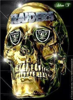 Raider skull