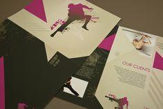 Martial Arts Brochure by inkdphotos, via Flickr
