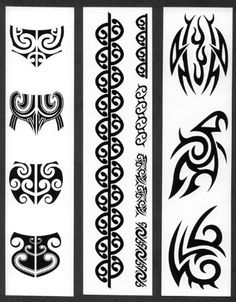 "Women's Maori Moko Chin & Body Temporary Tattoos / Set of 12 by Maori. $15.00. Authentic Maori design moko tattoos will add a dramatic touch to your Maori costume! Set includes 4 Chin, 3 Body, 1 Large Armband and 4 Small Armband Tattoos. Each temporary chin tattoo measures about 1-3/4"" x 1-1/2"". Easy to apply with a damp cloth or sponge; remove with alcohol or baby oil. Set of 12 tattoos total."