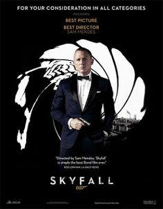il Cinema a modo mio: Un affascinante ed emozionante 007