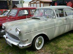 Opel Olympia Rekord 1700 (1959-1960)