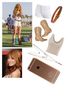 """Coachella~Bella Thorne"" by babyskitts on Polyvore"