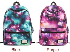 Cheap Shining Cool Galaxy Travelling College Backpacks For Big Sale!Shining Cool Galaxy Travelling College Backpacks can regard as school bag or travel backpacks. Cute Backpacks, Girl Backpacks, College Backpacks, Leather Backpacks, Leather Bags, Galaxy Backpack, Lace Backpack, Fashion Bags, Fashion Backpack