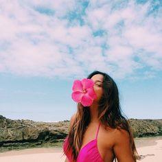 Aloha from Claudia Tihan Beach Vibes, Summer Vibes, Summer Goals, Summer Of Love, Summer Fun, Beach Bum, Summer Beach, Ocean Beach, Girl Beach