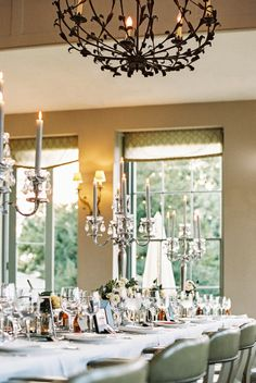 Romantic English Wedding at Babington House - MODwedding