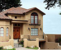 Disenos De Frentes De Casas | Modelos de Casas. Diseños de Casas y Fachadas