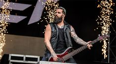 John Cooper/Skillet announces co-headline tour with Alter Bridge! Alter Bridge, John Cooper, Rock Concert, Concert Photography, Alters, Special Guest, Live Music, Skillet, Rock Bands
