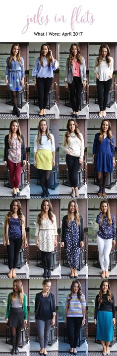 jules in flats: a personal style blog - business casual workwear on a budget