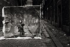 photo by Sarah Moon, Le Petit Chaperon Rouge, 1983