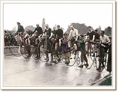 """""""Catford cycling club 1927""""  I now want to join a cycling club..."""