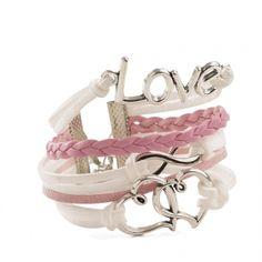 Bonita pulsera para las madres que les guste estar a la última
