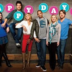"""Happy birthday, Jane...and Jesus!""    Watch HAPPY ENDINGS as the gang tries not to let Christmas overshadow Jane's day    http://video.citytv.com/video/detail/2046075329001.000000/nohoho/"