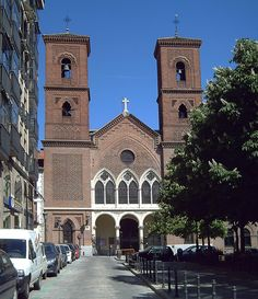 Iglesia de la Virgen de la Paloma