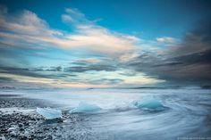 Diamond Beach 7 day Iceland itinerary by car one week road trip