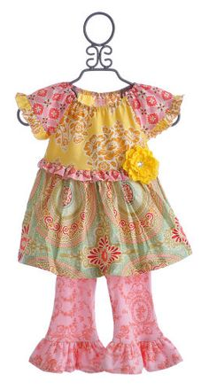 Giggle Moon Geneva Ballerina Top Set for Girls $43.50