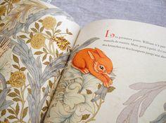 AGATA KAWA blog: William Morris, le Carnet Rouge, les Préraphaélites, et nous ! :)