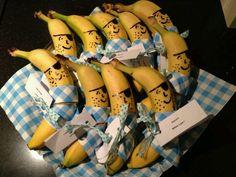 Gezonde banaan traktatie