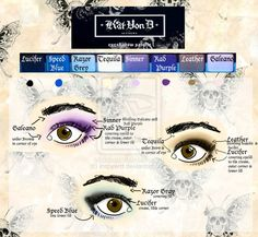 Image detail for -Kat. by ~inspyerd on . Eye Makeup kat von d eye makeup tutorial My Beauty, Beauty Makeup, Eye Makeup, Beauty Hacks, Hair Makeup, Beauty Stuff, Beauty Tips, Makeup Stuff, Beauty Ideas
