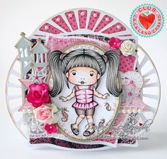 La-La Land Crafts Inspiration and Tutorial Blog: Club La-La Land Crafts JUNE 2015 Kit Showcase Week 4