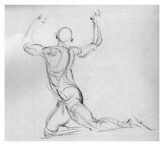 Carlos Luzzi´s Life Drawings: Quick Sketches